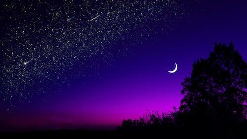 Ảnh lưu trữ miễn phí về bầu trời, Bầu trời tối, đêm