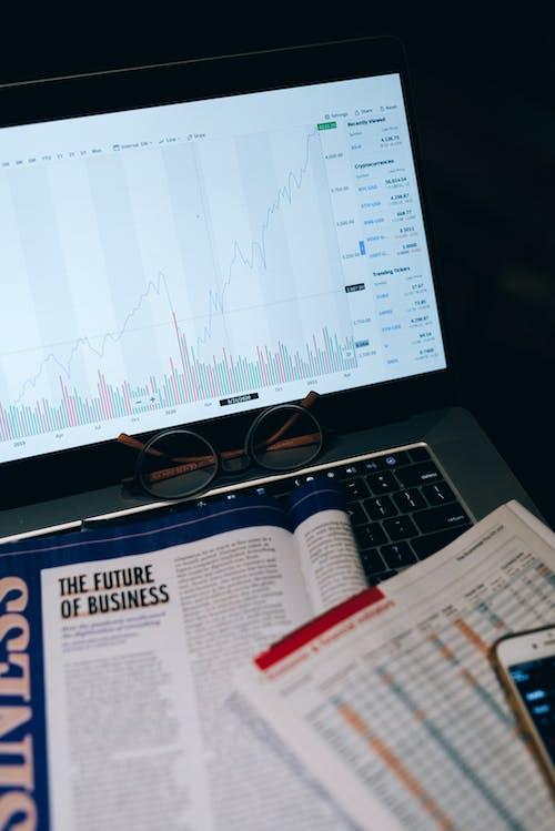 Бесплатное стоковое фото с акции, аналитика, бизнес
