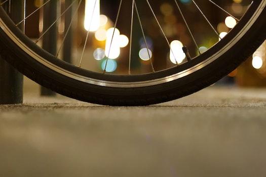 Free stock photo of bike, wheel