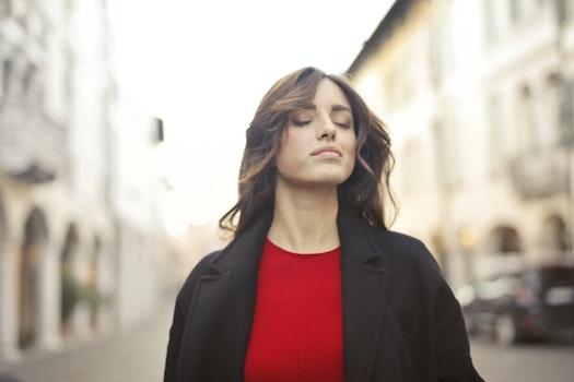Photography of a Woman Wearing Black Blazer