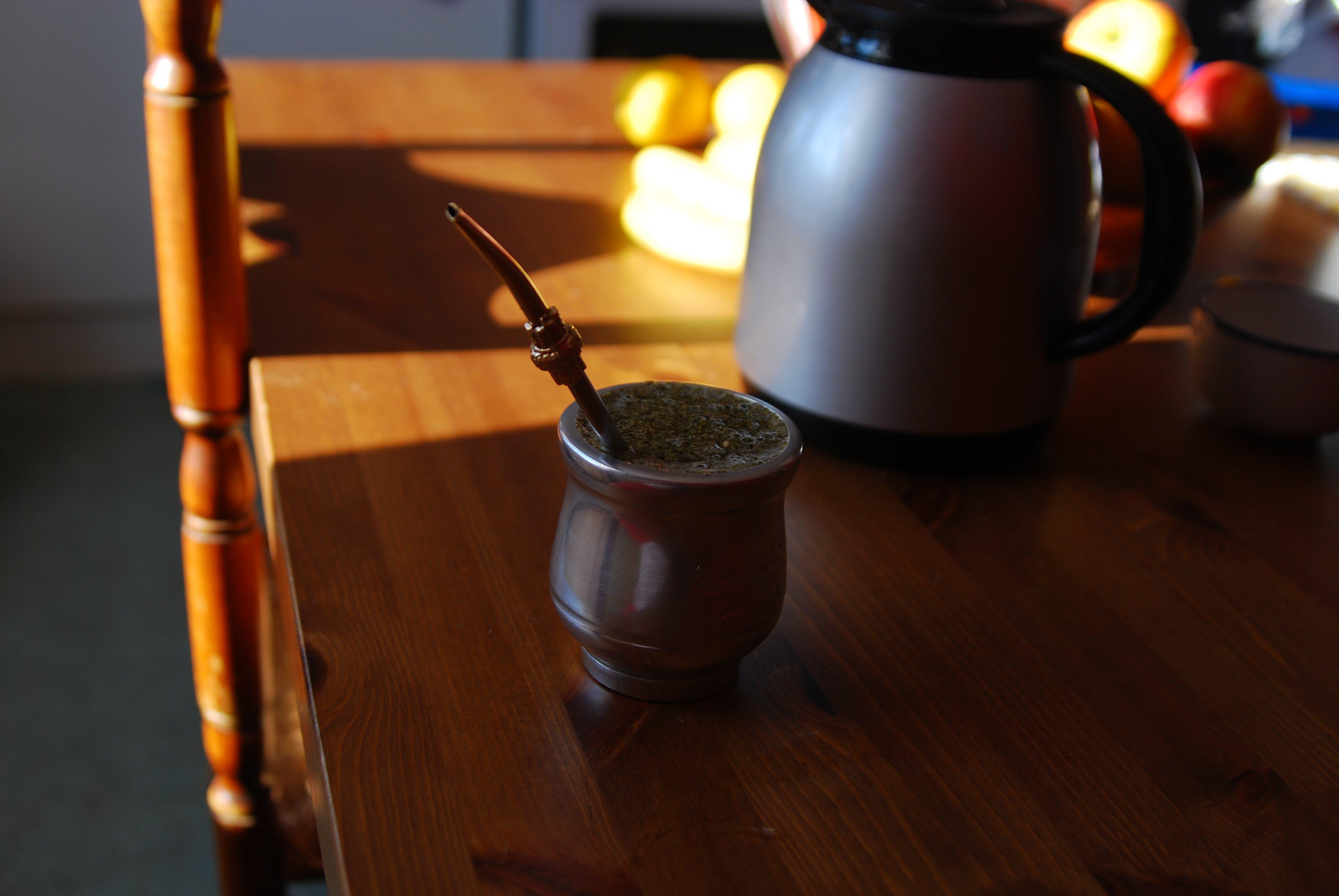 Gratis lagerfoto af grøn te, te, tekop, tekopper