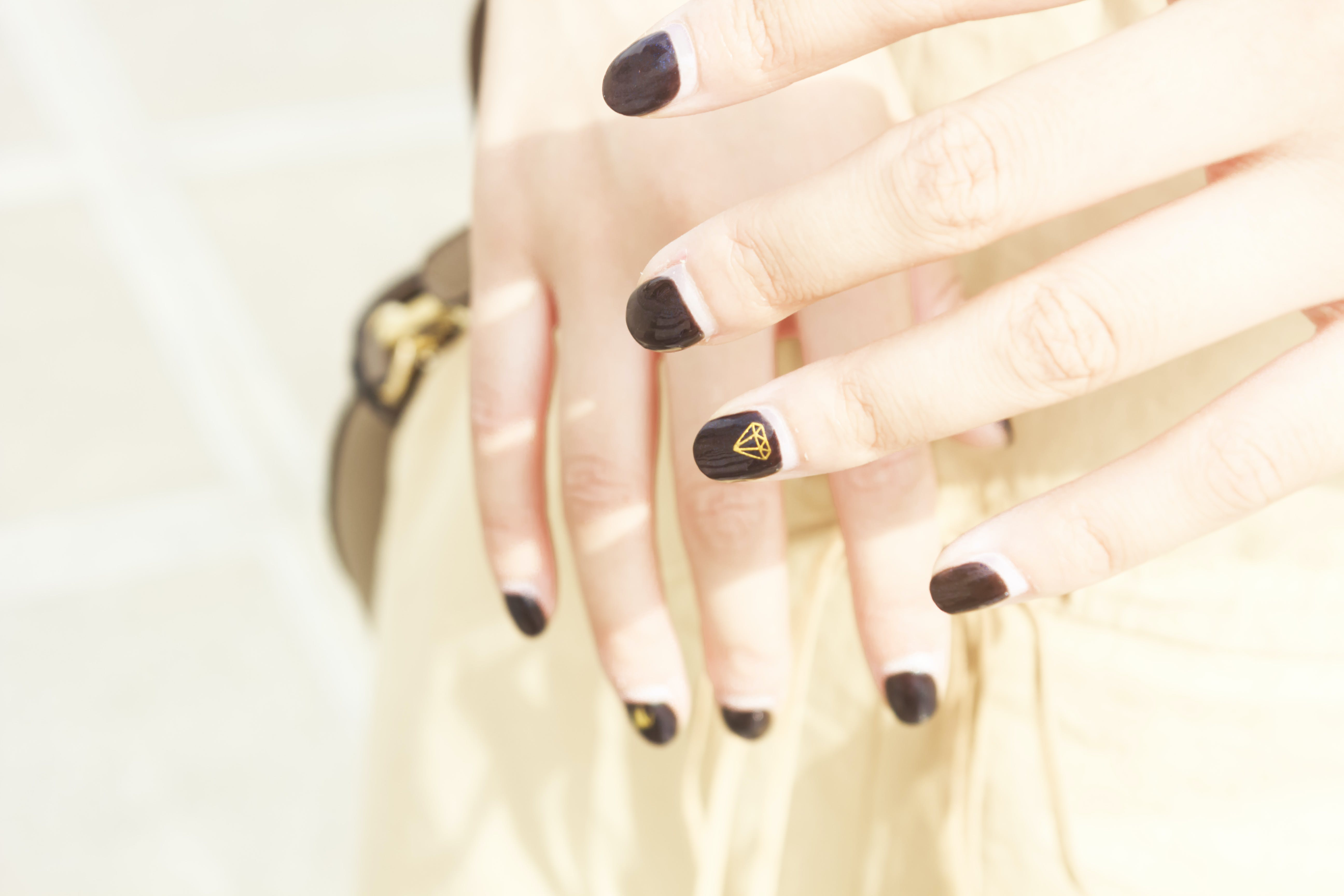 Free stock photo of bright, beautiful, nails, fingers