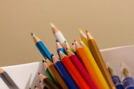 art, school, colorful
