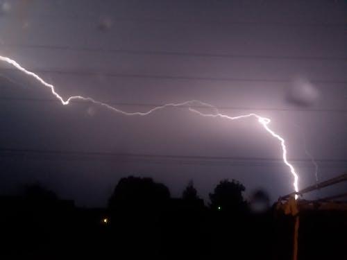 Free stock photo of bad weather, lightning strike, storm