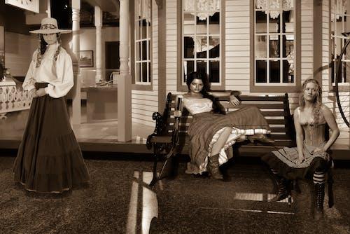 Free stock photo of gunslinger, ladies, old west, Saloon