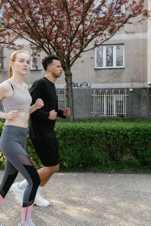 Imagine de stoc gratuită din activewear, aleargă, alergat