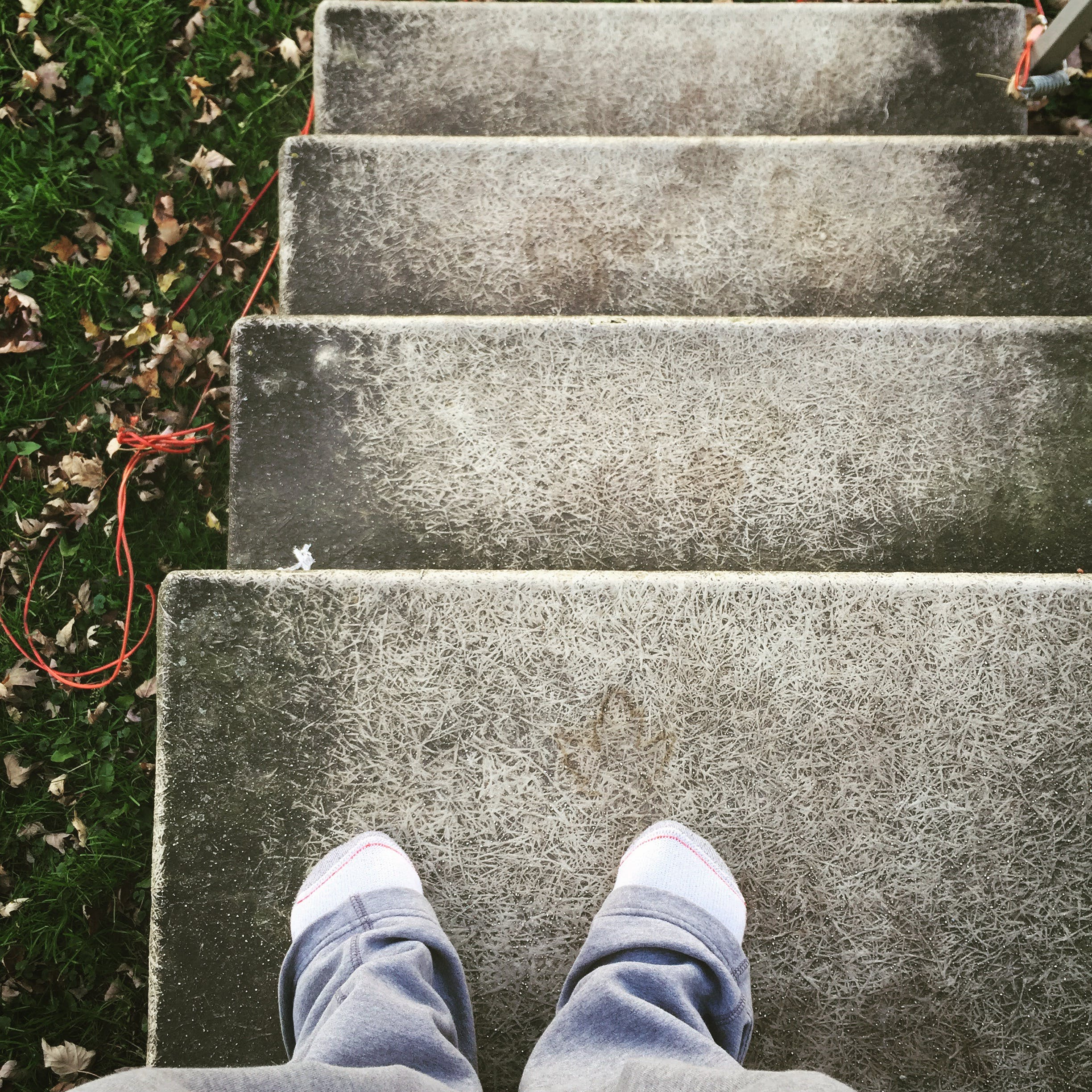 Free stock photo of stairs, feet, outside