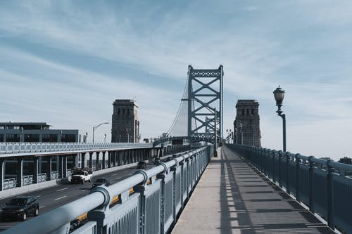 Free stock photo of architecture, bridge, business