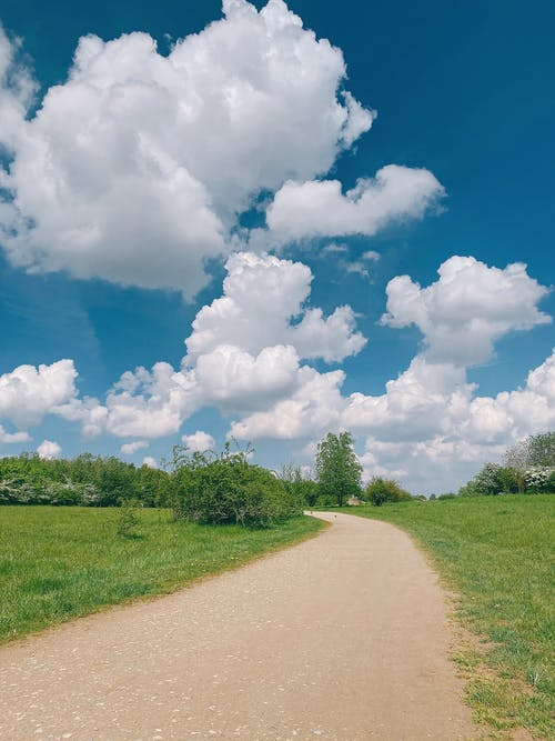 Free stock photo of cloud, cloudy, country