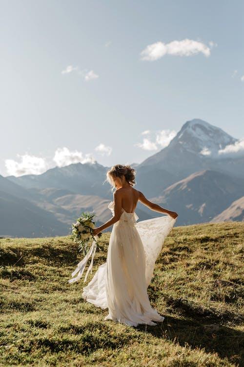 Free stock photo of bridal, bridal bouquet, bride