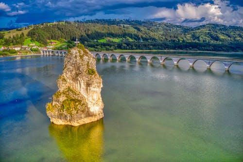 Free stock photo of bicaz, bridge, dam