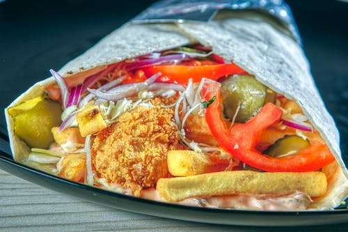 Free stock photo of arab, food, kebap