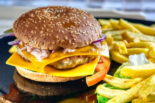 Free stock photo of american, beef, fast food