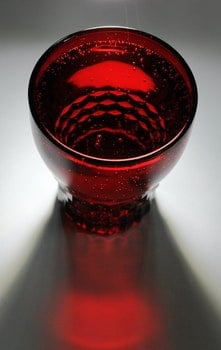 Free stock photo of red, water, glass, bubble