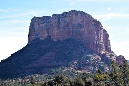 Ảnh lưu trữ miễn phí về cây, đá, đá nhà thờ, núi
