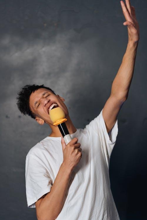 가수, 게이밍, 공격적인 처분의 무료 스톡 사진