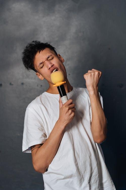 가수, 게이밍, 남성의 무료 스톡 사진