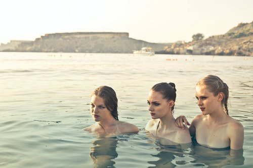 Free stock photo of beach, beautiful, bikini, fashion