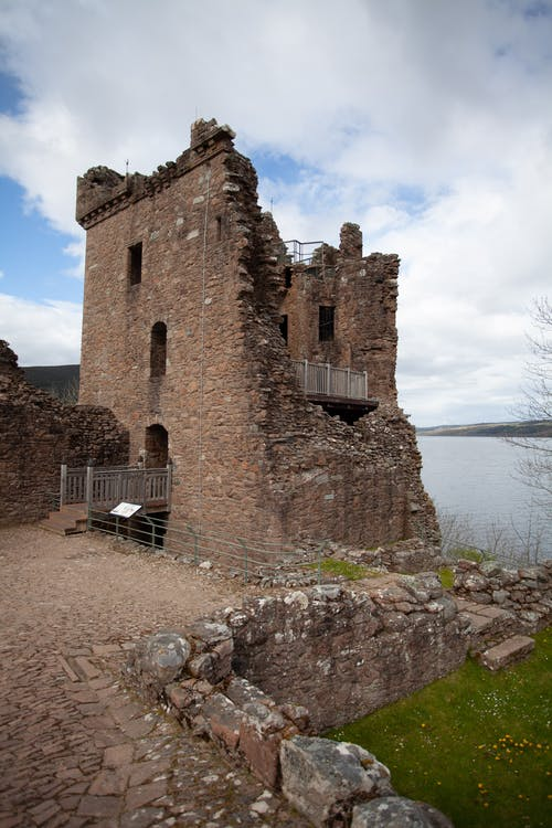 Free stock photo of castle, loch ness, urquhart