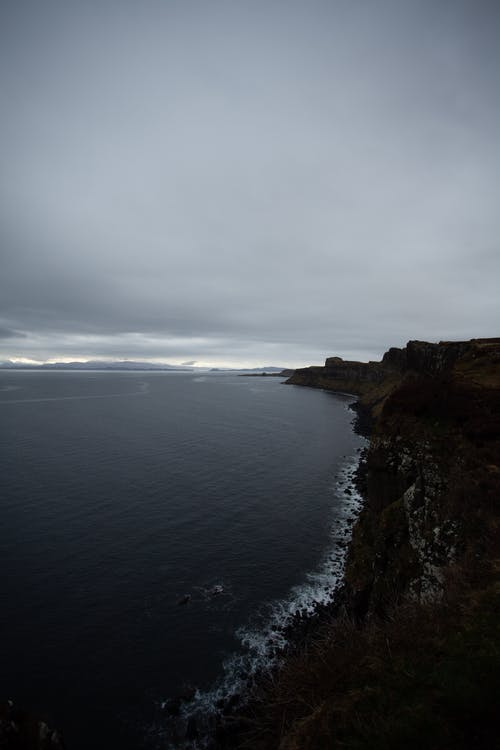 Free stock photo of isle of skye