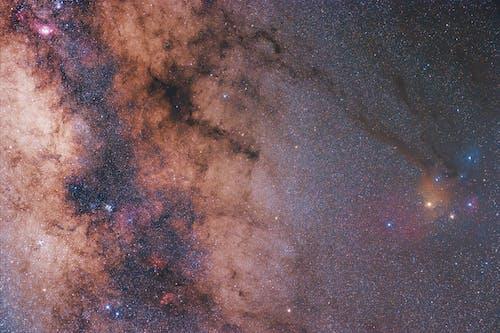 Kostenloses Stock Foto zu astrofotografie, astronomie, galaxy wallpaper