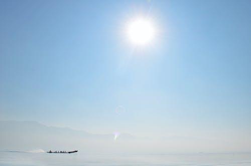 人, 地平線, 天堂, 天性 的 免費圖庫相片