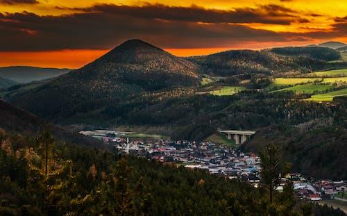 Free stock photo of above, austria, beautiful