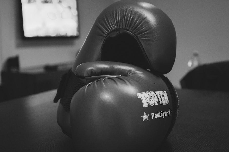 athlete, black-and-white, boxer