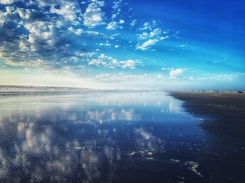 Free stock photo of blue ocean, coastal and oceanic landforms, ocean shore