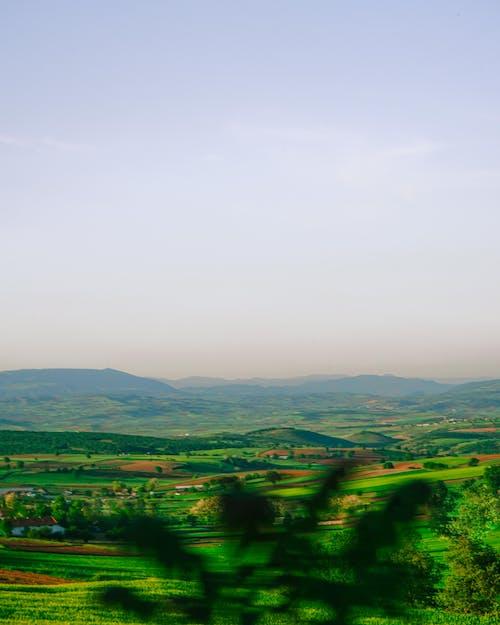 Kostenloses Stock Foto zu ackerland, außerorts, berg