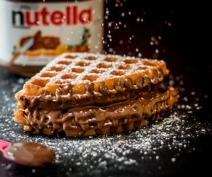 Kostenloses Stock Foto zu essen, zucker, frühstück, süß