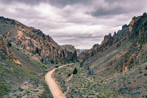 Immagine gratuita di canyon, collina, deserto