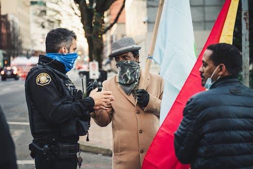 Immagine gratuita di amministrazione, bandiera, battaglia