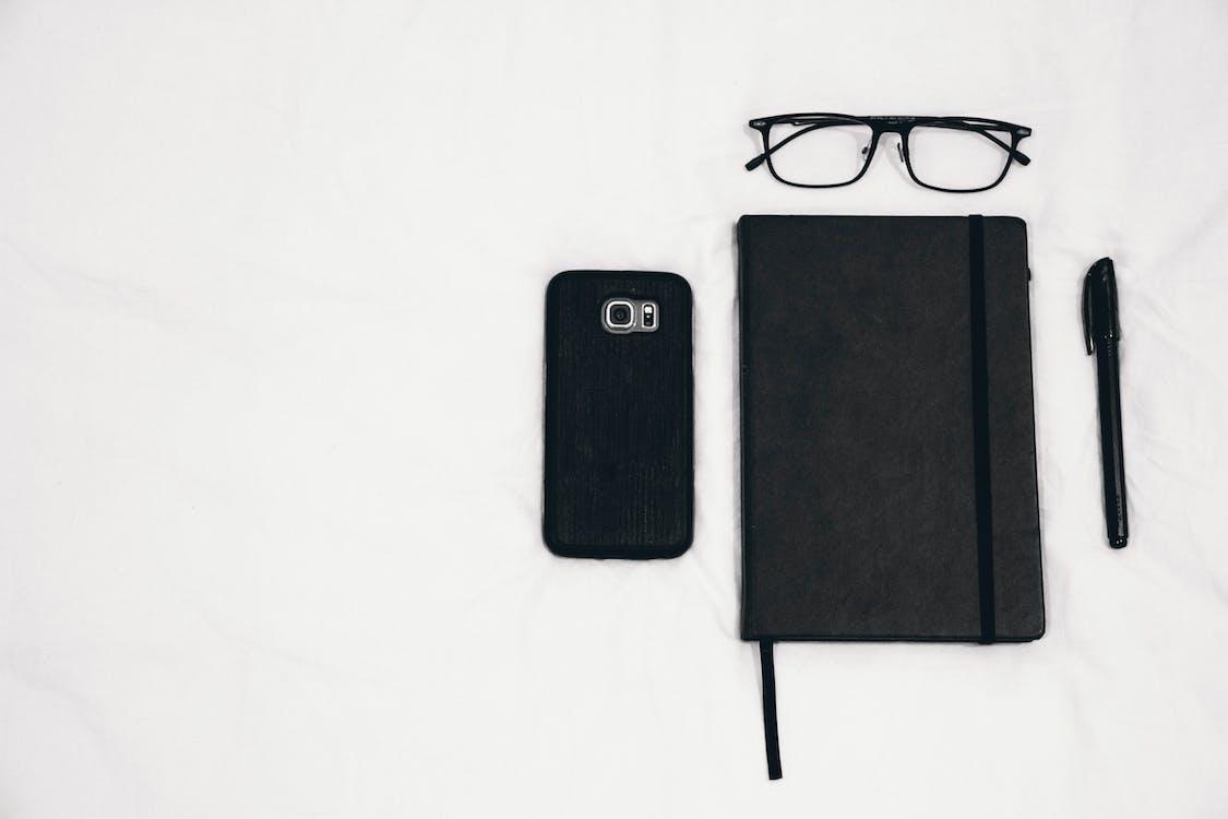 기기, 기술, 노트북 및 스마트폰