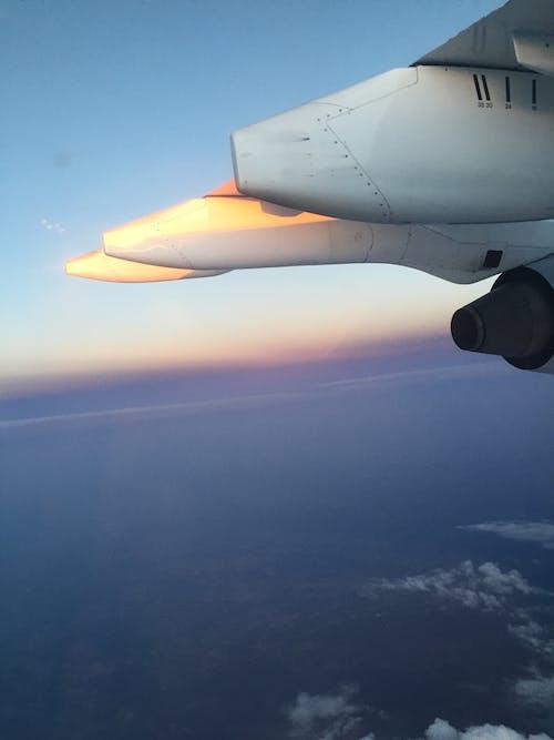 Fotos de stock gratuitas de aviones, cielo, nubes