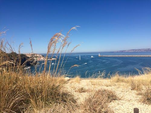 Immagine gratuita di cielo, estate, mare, sabbia