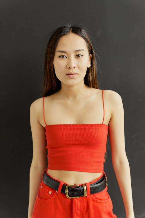 Foto profissional grátis de adolescente, Asiático, atração