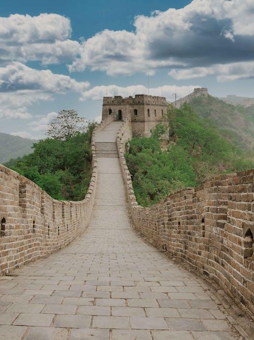 Foto stok gratis Arsitektur, Asia, awan