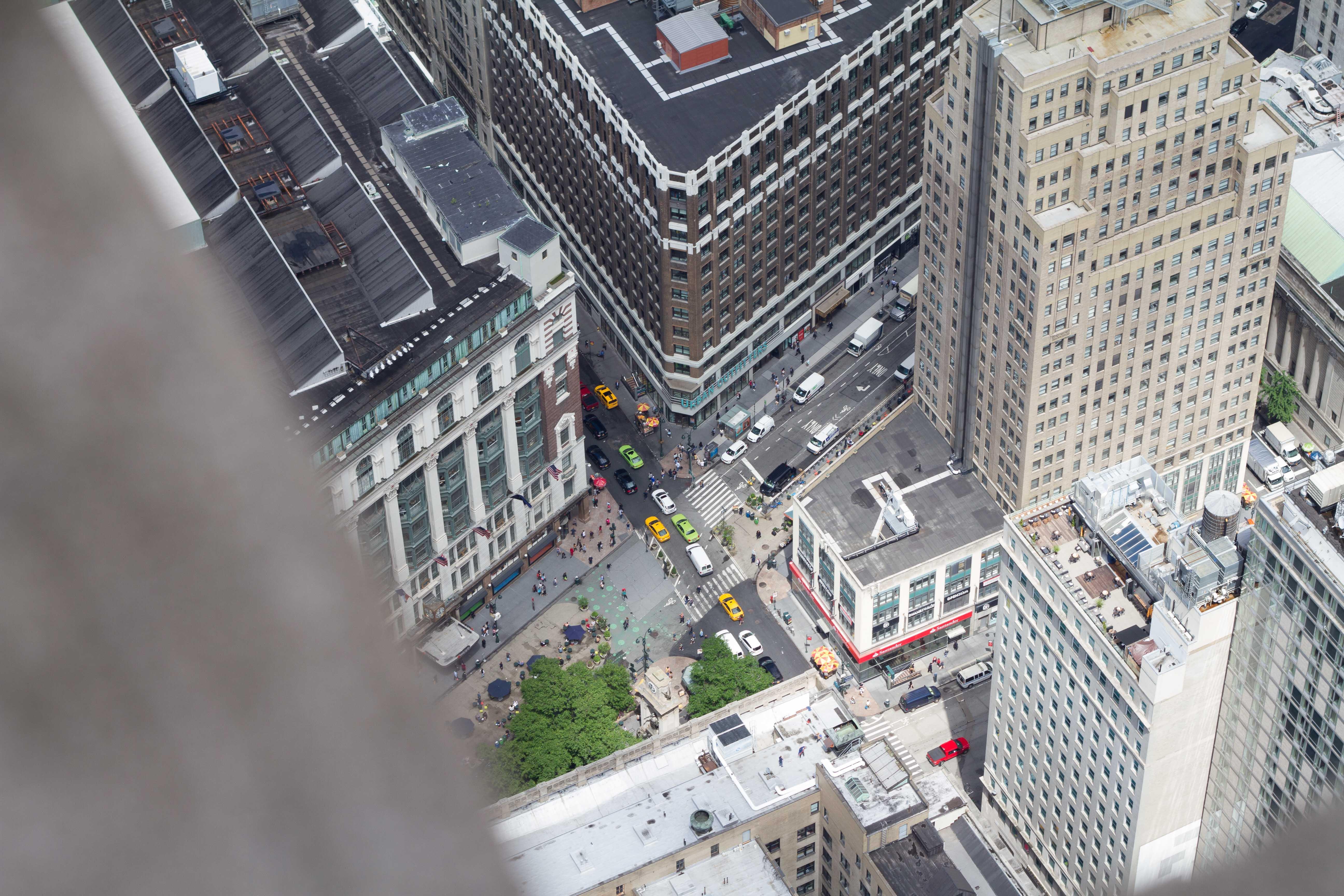 Free stock photo of cars, city, new york city, traffic