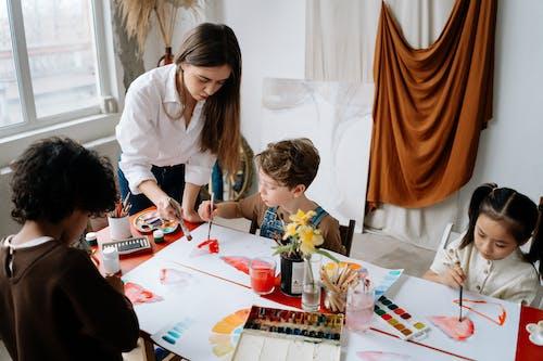 aile, artistik, Aşk içeren Ücretsiz stok fotoğraf