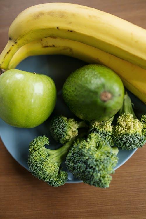 俯視圖, 垂直拍攝, 水果 的 免費圖庫相片