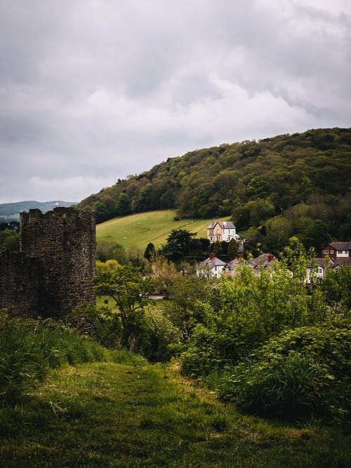 Free stock photo of countryside, green, landscape