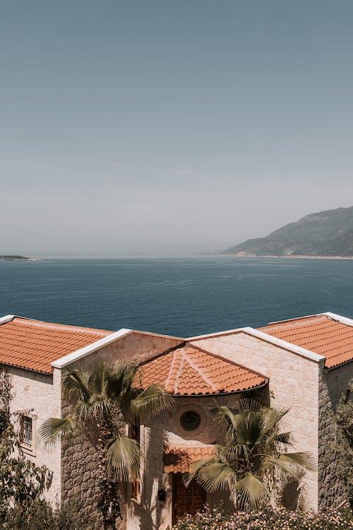 Villa With A Scenic View Of The Sea