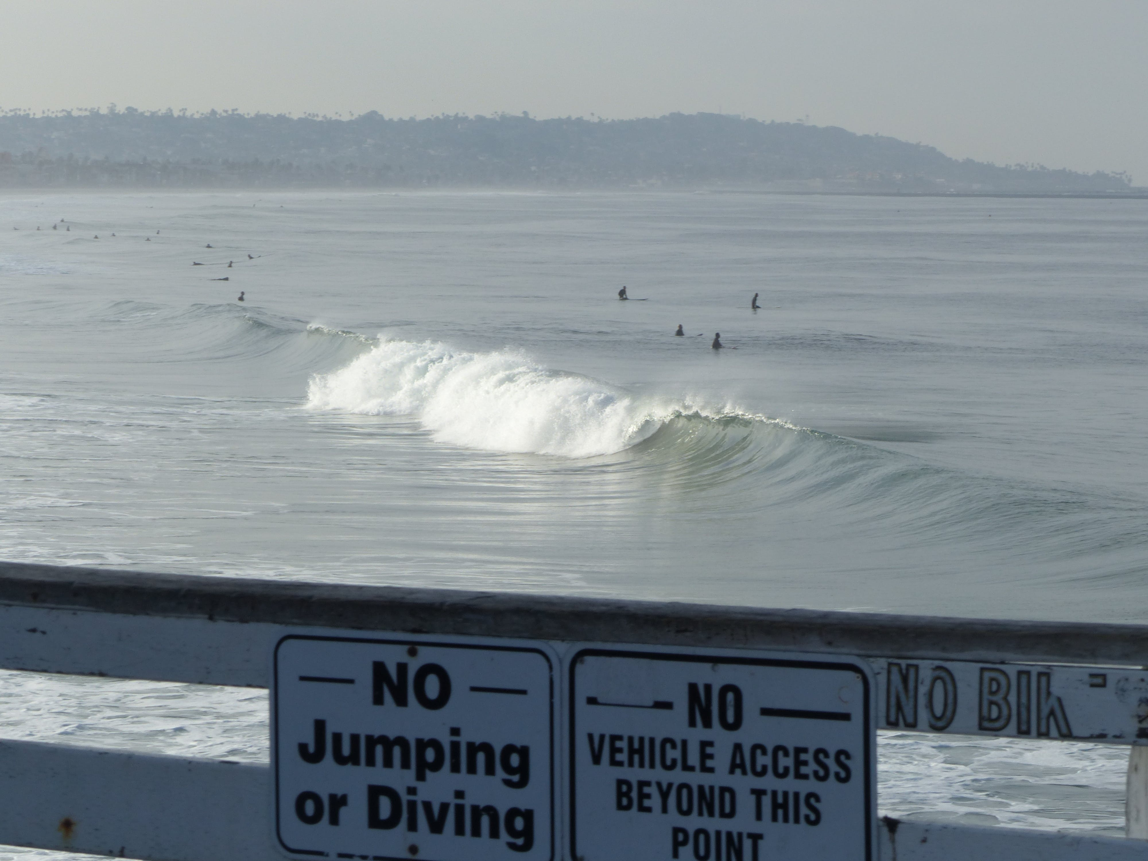 Free stock photo of san diego, sea, surfer, waves