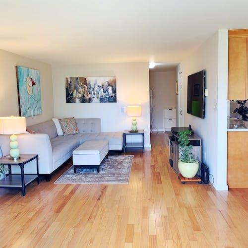 Free stock photo of interior design, living room, living room background