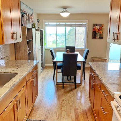 Free stock photo of dinning room, interior decoration, interior design