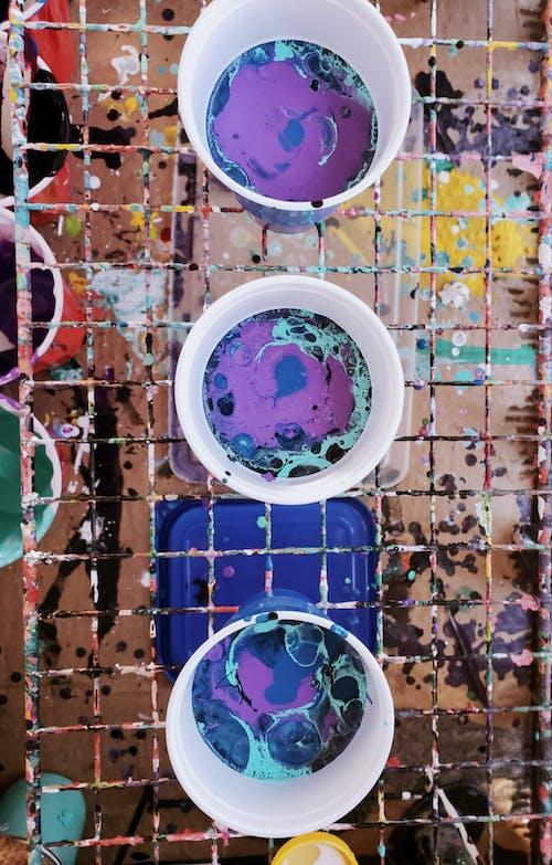 Darmowe zdjęcie z galerii z abstrakcyjny, artystyczny, brudna farba