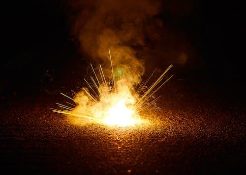 Free stock photo of eid, explosion, fireworks