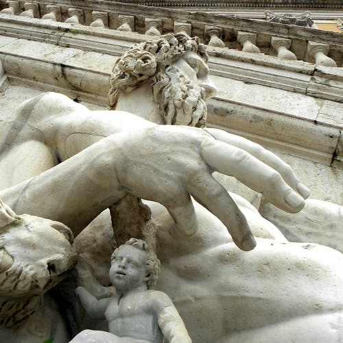 Free stock photo of fountain, rome, sculpting