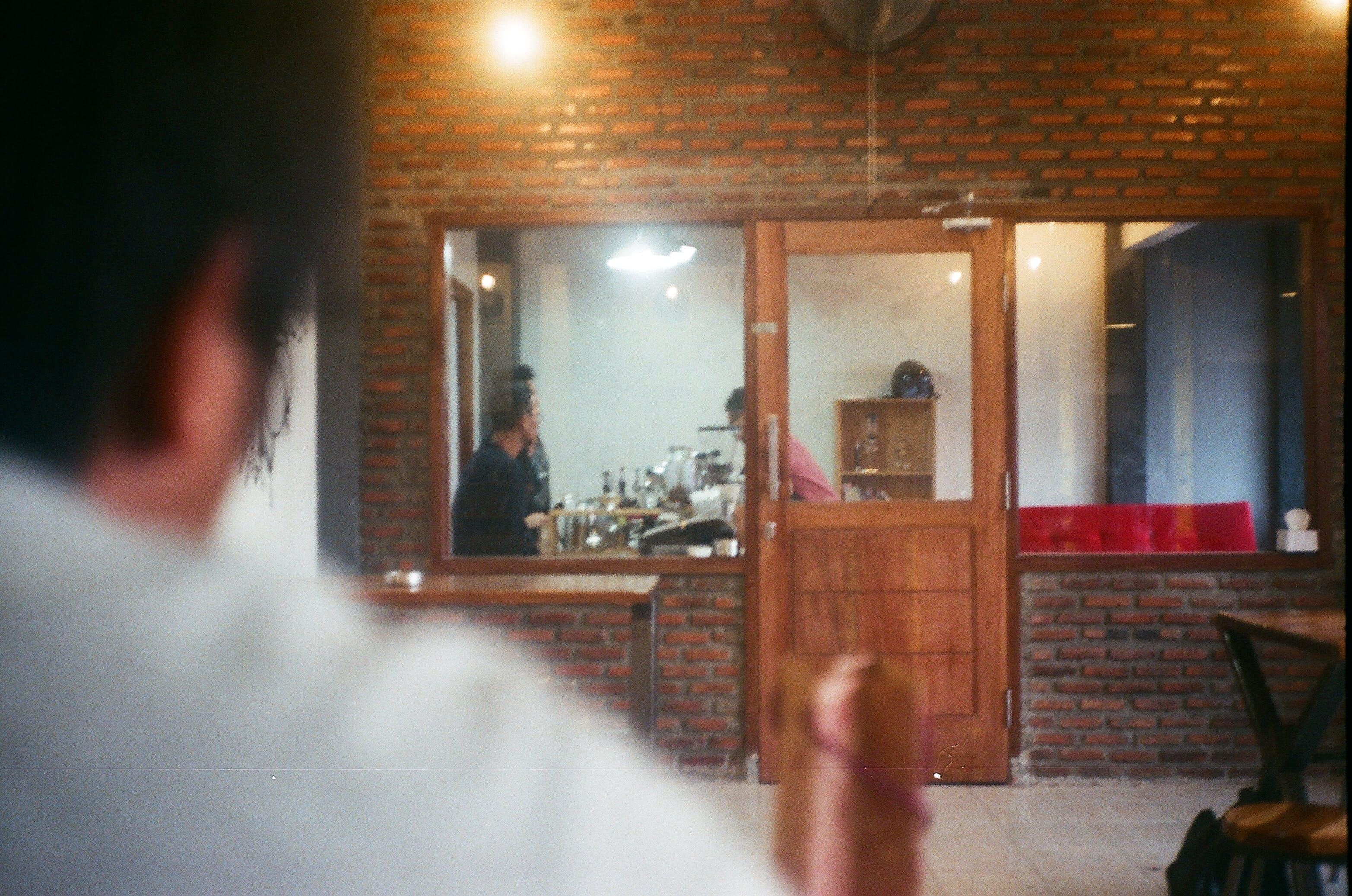 Free stock photo of analog camera, bar cafe, café, coffeeshop